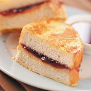 PBJ-Stuffed French Toast