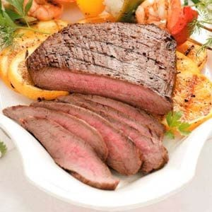 Orange Flank Steak