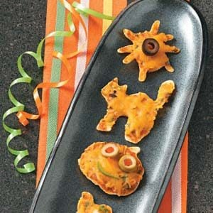 Trick-or-Treat Nachos