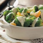 Contest-Winning Broccoli with Orange Sauce