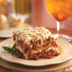 Lasagna Deliziosa