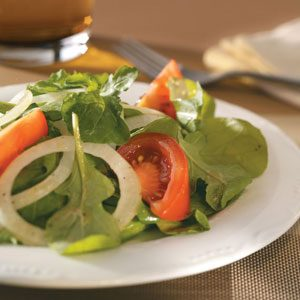 Arugula Summer Salad