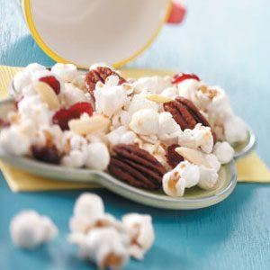 Cranberry Popcorn Deluxe