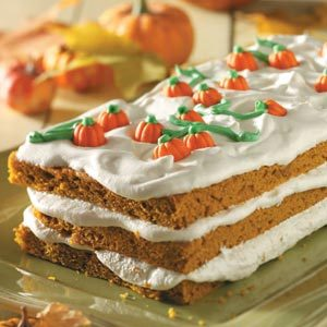 Pumpkin Patch Torte