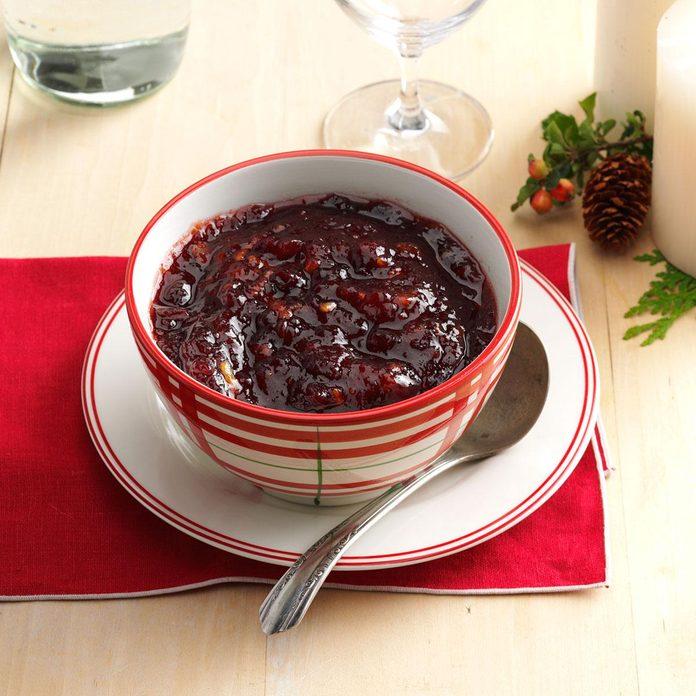 Quick Cranberry Sauce