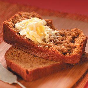 Sweet Potato Bread & Pineapple Butter