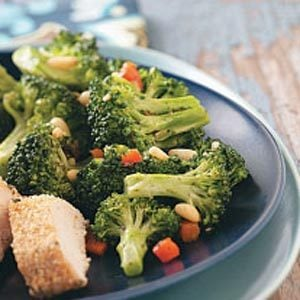 Quick Broccoli Side Dish