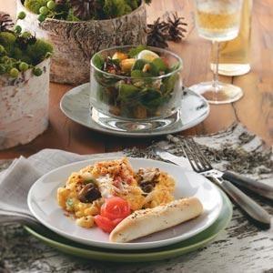Parmesan Potato Breadsticks