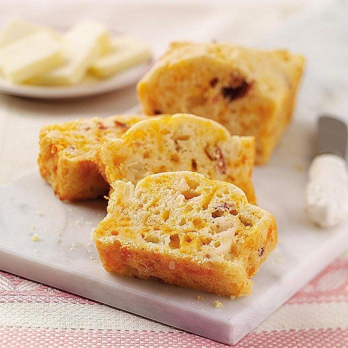 Apple-Bacon Mini Loaves