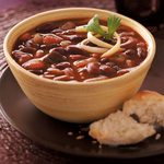 Thick & Chunky Beef Chili