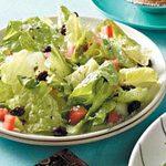 Lemon Tossed Salad