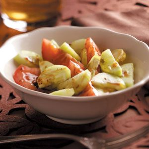 Balsamic Vegetable Salad