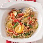 Veggie Noodle Side Dish