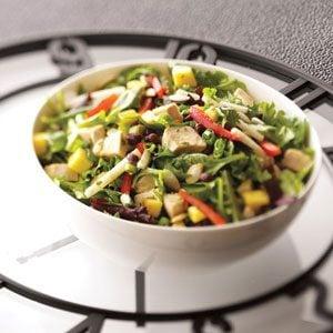 Southwest Mango Chicken Salad