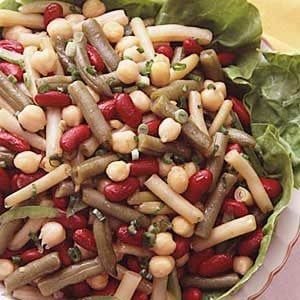Four-Bean Salad