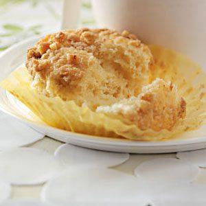 Makeover Lemon Streusel Muffins