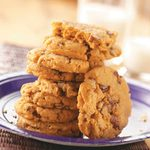 Pecan Butterscotch Cookies