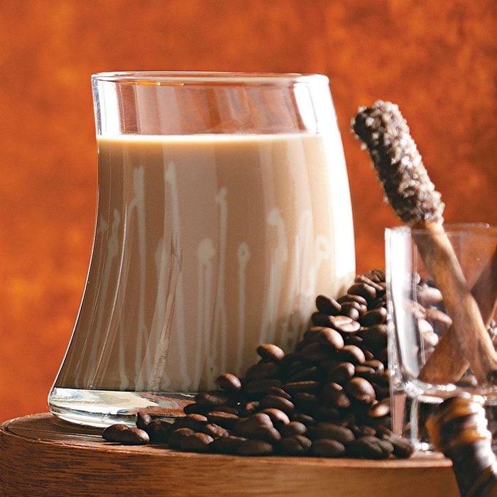 Creamy Vanilla Coffee