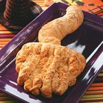 Witch's Broomstick Bread