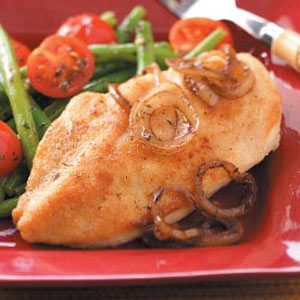 Balsamic Chicken Breasts