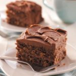 Chocolate Cake with Cocoa Frosting
