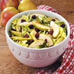 Fruity Green Salad for 2