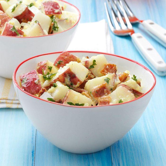 Potato And Bacon Salad Recipe Nz