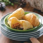 Puffy Lobster Turnovers