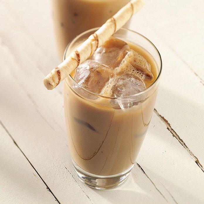 Iced Coffee Latte