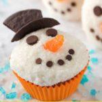 Winter Fantasy Cupcakes
