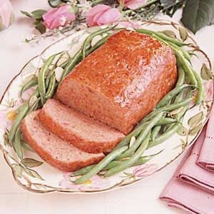 Hearty Ham Loaf