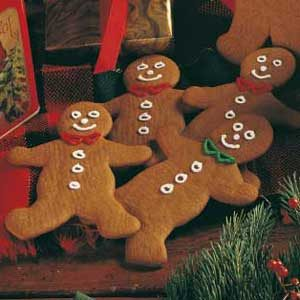 Frieda's Molasses Cookies