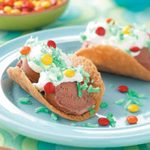 Favorite Ice Cream Tacos