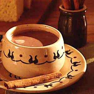 Hot Cinnamon Cocoa