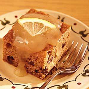 Roaring Twenties Spice Cake