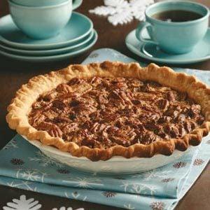 Never-Fail Pecan Pie