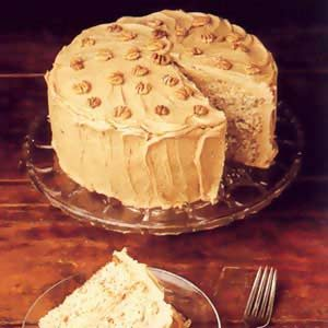 Grandma's Hickory Nut Cake