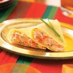 Smoked Salmon Appetizer Crepes