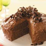 Lovelight Chocolate Cake