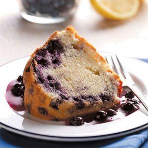 Blueberry Bounty Cake