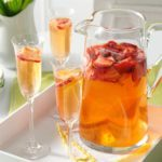 Spring Strawberry Sangria