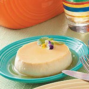 Creamy Flan