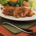 Glazed Asian Pork Medallions