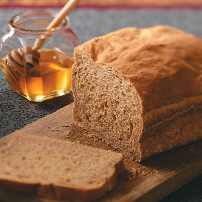 Old-Fashioned Brown Bread