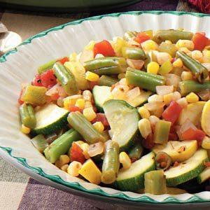 Aztec Vegetables