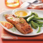 Balsamic Orange Salmon