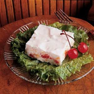 Sweetheart Jell-O Salad