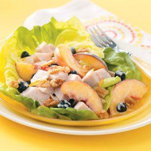 Fruited Turkey Salads