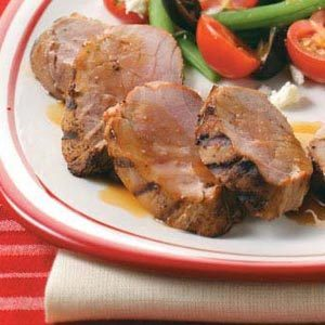 Teriyaki & Ginger Pork Tenderloins
