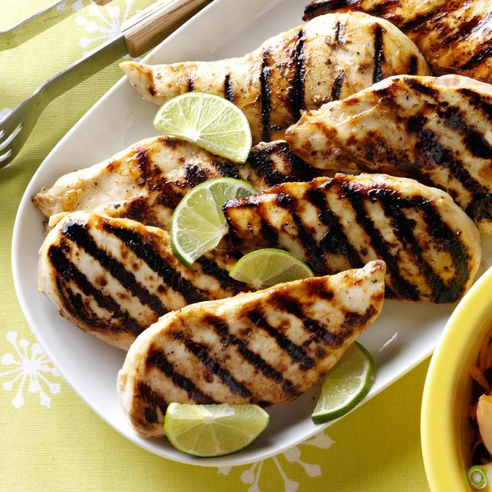 Inspired by: Fiesta Lime Chicken